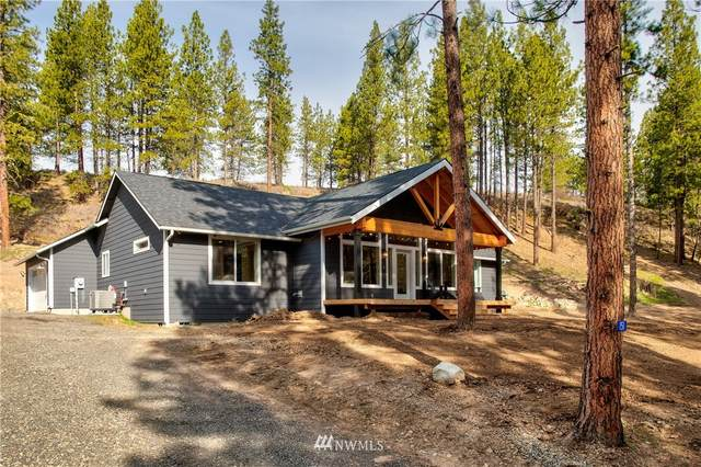 151 Fir Tree Drive, Cle Elum, WA 98922 (#1750320) :: M4 Real Estate Group