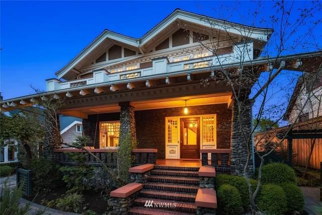 1824 24th Avenue E, Seattle, WA 98112 (#1750360) :: M4 Real Estate Group