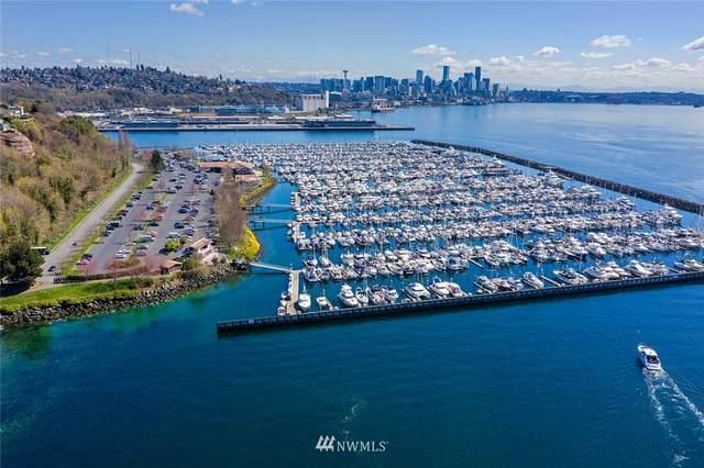 2800 W Marina Place, Seattle, WA 98199 (#1750395) :: Urban Seattle Broker