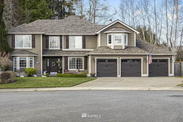 16008 136th Avenue E, Puyallup, WA 98374 (#1750422) :: Costello Team