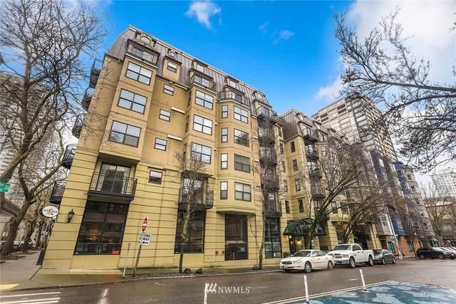 425 Vine Street #720, Seattle, WA 98121 (#1750430) :: Alchemy Real Estate