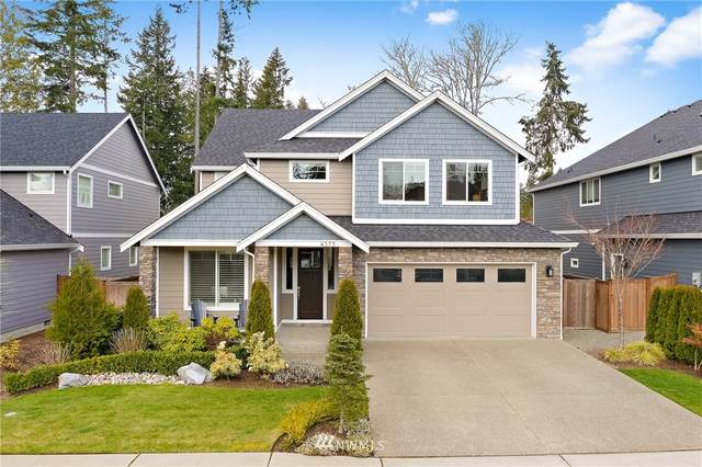 4375 Brant Court, Gig Harbor, WA 98335 (#1750486) :: Ben Kinney Real Estate Team