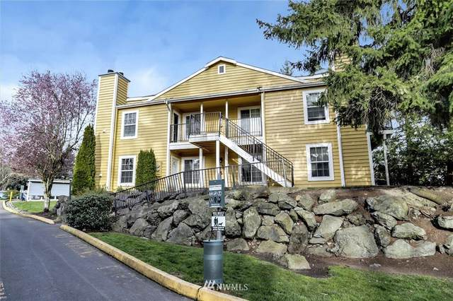2613 S 272nd Street #19, Kent, WA 98032 (#1750511) :: My Puget Sound Homes