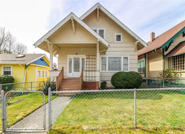 1250 S Verde Street, Tacoma, WA 98405 (#1750630) :: Urban Seattle Broker