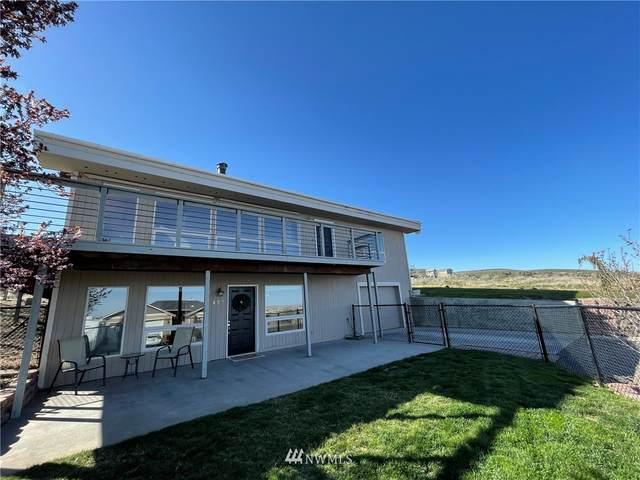 457 Strand Road, Ephrata, WA 98823 (#1750651) :: Better Properties Real Estate