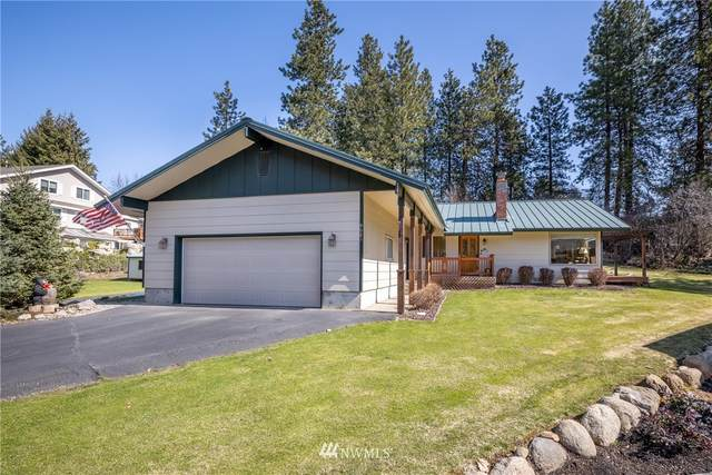 9081 Icicle Road, Leavenworth, WA 98826 (#1750691) :: Northwest Home Team Realty, LLC