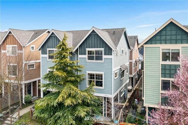 7538 24th Avenue NW A, Seattle, WA 98117 (#1750819) :: Ben Kinney Real Estate Team