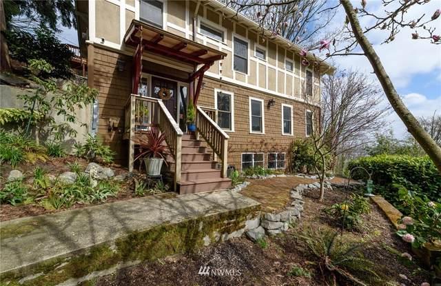 1927 Brook Avenue SW, Seattle, WA 98126 (#1750827) :: Ben Kinney Real Estate Team