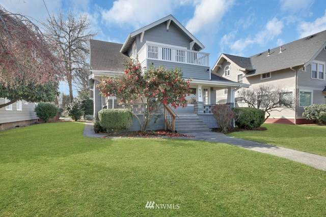 524 W Pioneer Avenue, Puyallup, WA 98371 (#1750859) :: Better Properties Real Estate