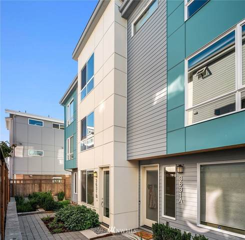 3631 Courtland Place S B, Seattle, WA 98144 (#1750871) :: Costello Team