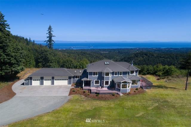 7825 S Mount Angeles Road, Port Angeles, WA 98362 (#1750982) :: Lucas Pinto Real Estate Group