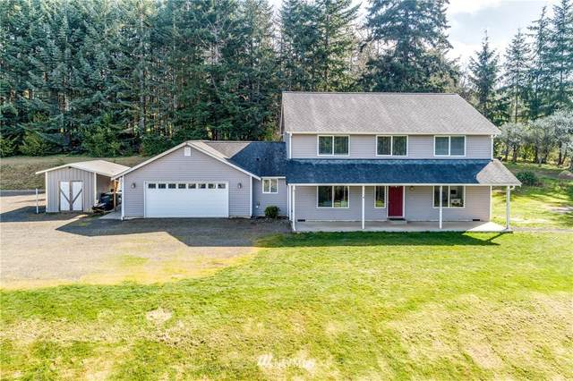 38 Fernhill Road, Cathlamet, WA 98612 (#1751090) :: Ben Kinney Real Estate Team