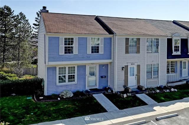 27022 47th Avenue S #101, Kent, WA 98032 (#1751111) :: Costello Team