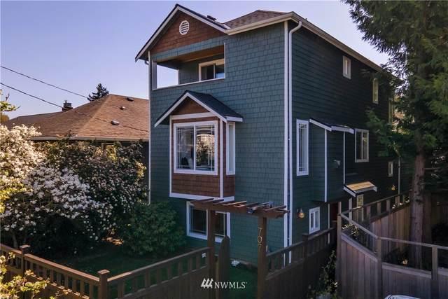 707 N 76th Street, Seattle, WA 98103 (#1751115) :: Urban Seattle Broker