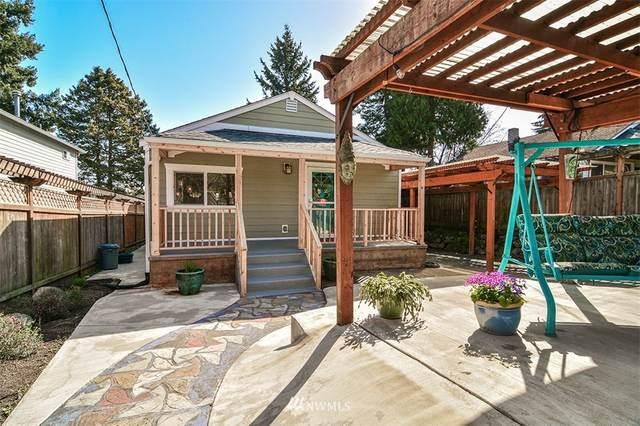 9250 Dibble Avenue NW, Seattle, WA 98117 (#1751116) :: Ben Kinney Real Estate Team