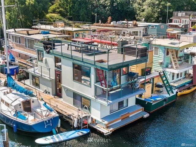 2143 N Northlake Way #55, Seattle, WA 98103 (#1751160) :: Northwest Home Team Realty, LLC