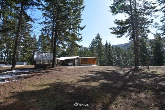 880 S Cle Elum Ridge Road, Cle Elum, WA 98922 (#1751232) :: Better Properties Real Estate