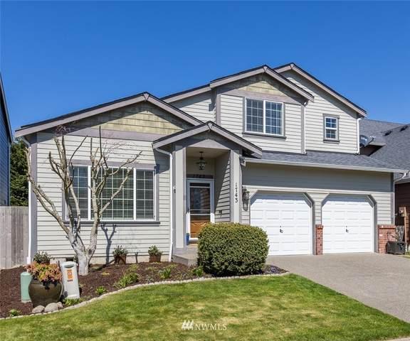 1743 179th Street Ct E, Spanaway, WA 98387 (#1751241) :: Ben Kinney Real Estate Team