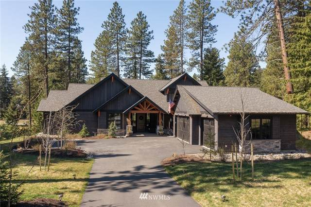 40 Bunchberry Court, Cle Elum, WA 98922 (#1751280) :: Provost Team | Coldwell Banker Walla Walla