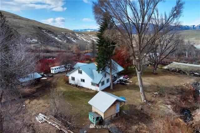 20752 Highway 20, Twisp, WA 98856 (MLS #1751281) :: Nick McLean Real Estate Group