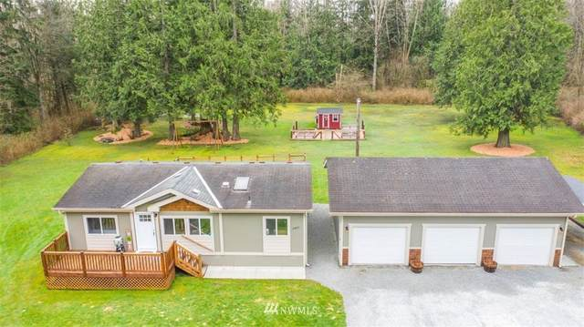 24221 19th Avenue NE, Arlington, WA 98223 (#1751295) :: Ben Kinney Real Estate Team