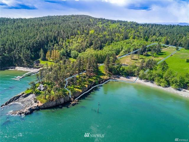 11002 Mail Bay, Waldron Island, WA 98279 (#1751332) :: Better Homes and Gardens Real Estate McKenzie Group