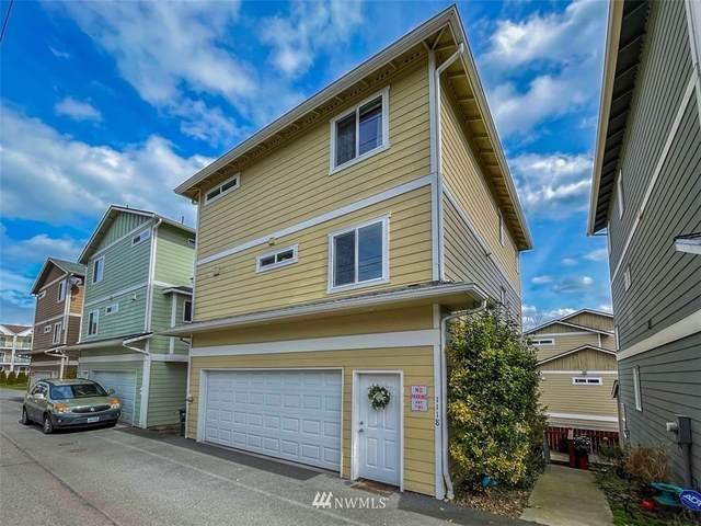 1118 Chestnut Court #18, Everett, WA 98201 (#1751408) :: Ben Kinney Real Estate Team