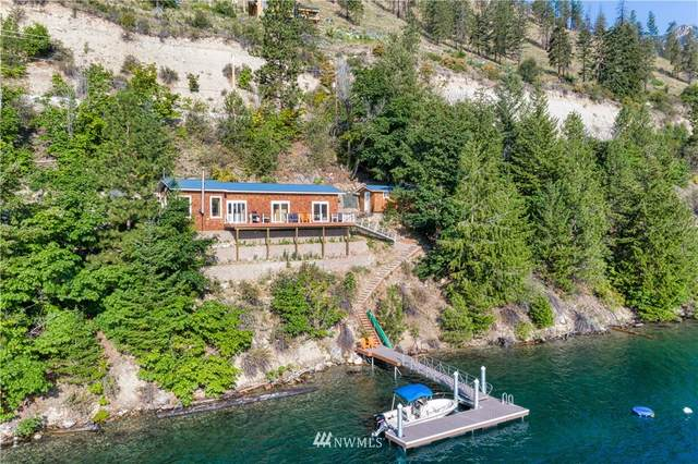 8980 S Lakeshore Road, Chelan, WA 98816 (MLS #1751434) :: Nick McLean Real Estate Group