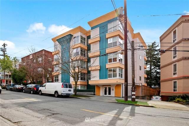 717 E Denny Way 4B, Seattle, WA 98122 (#1751496) :: Urban Seattle Broker