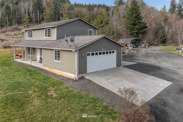 1077 Garrard Creek Road, Oakville, WA 98568 (#1751530) :: Ben Kinney Real Estate Team