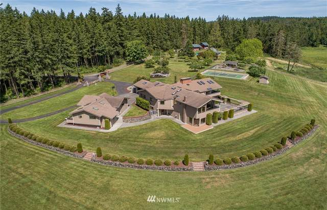 500 Guiles Road, Sequim, WA 98382 (#1751537) :: Ben Kinney Real Estate Team