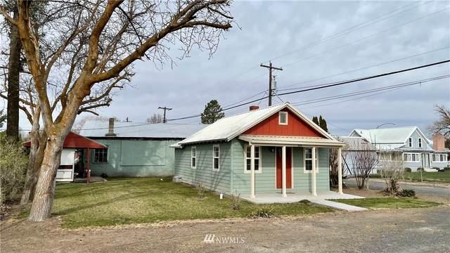 111 S Adams Street, Coulee City, WA 99115 (#1751791) :: Keller Williams Western Realty