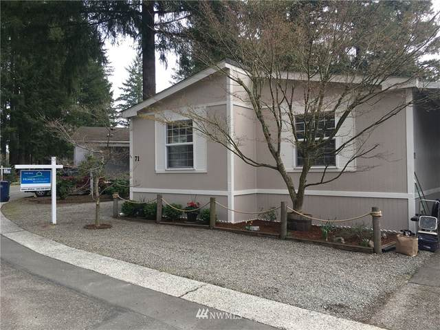18425 NE 95 Street #71, Redmond, WA 98052 (#1751847) :: Costello Team