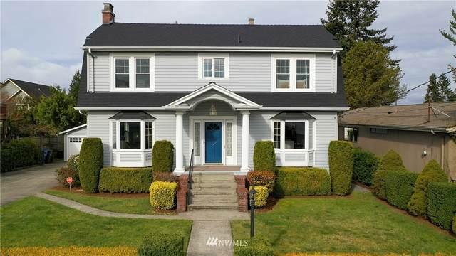 3321 38th Avenue W, Seattle, WA 98199 (#1751873) :: Costello Team