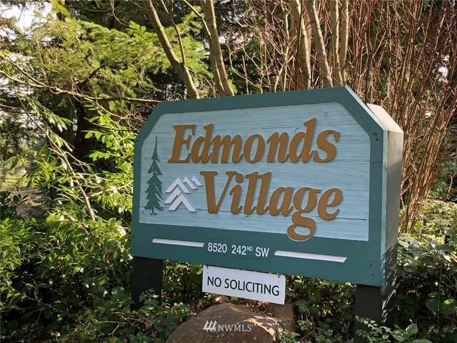 8520 242nd Street SW #105, Edmonds, WA 98026 (#1751902) :: Ben Kinney Real Estate Team