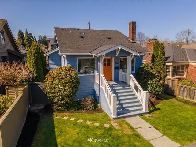 1865 41st Avenue E, Seattle, WA 98112 (#1751942) :: M4 Real Estate Group