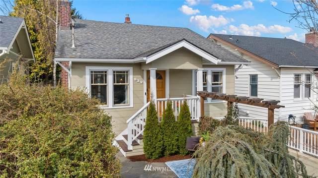 832 NW 67th Street, Seattle, WA 98117 (#1751975) :: Ben Kinney Real Estate Team