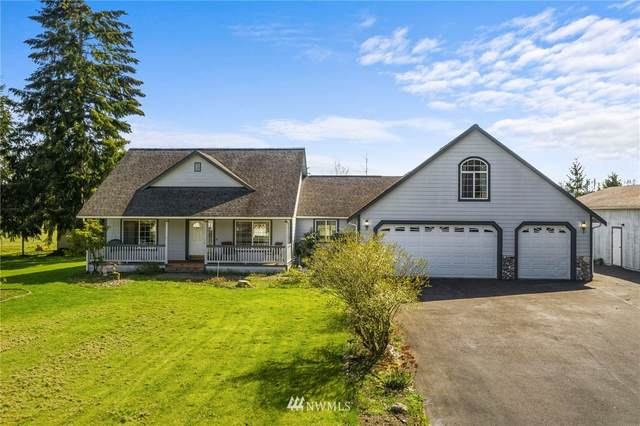 7921 198th Lane SW, Rochester, WA 98579 (#1752101) :: Pacific Partners @ Greene Realty