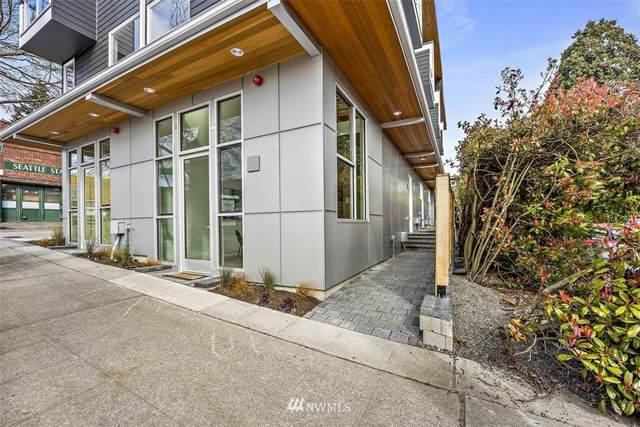 102 NE 45th Street NE, Seattle, WA 98105 (#1752148) :: Costello Team