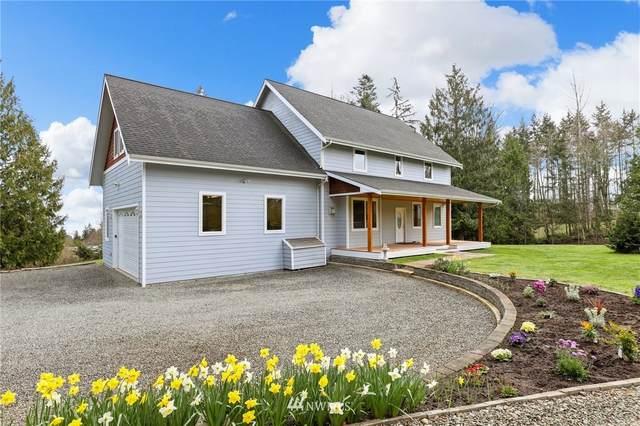 143 Sentinel Firs Road, Port Hadlock, WA 98339 (#1752155) :: Northwest Home Team Realty, LLC