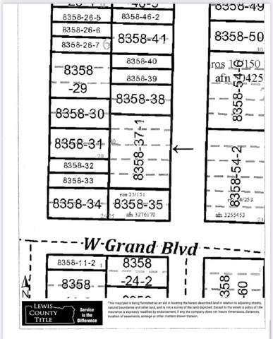 0 NW 5th Avenue, Napavine, WA 98531 (#1752163) :: Shook Home Group
