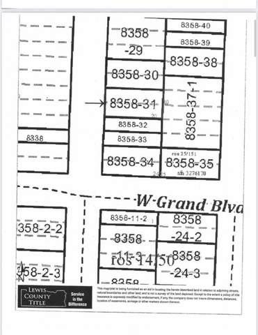 0 NW 6th Avenue, Napavine, WA 98532 (#1752241) :: Front Street Realty