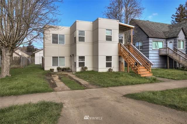 818 E Market, Aberdeen, WA 98520 (#1752254) :: Ben Kinney Real Estate Team