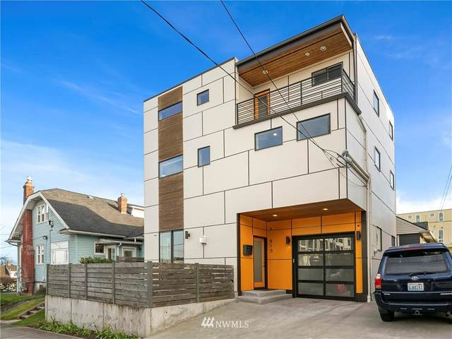 815 N 47th Street, Seattle, WA 98103 (#1752267) :: Shook Home Group