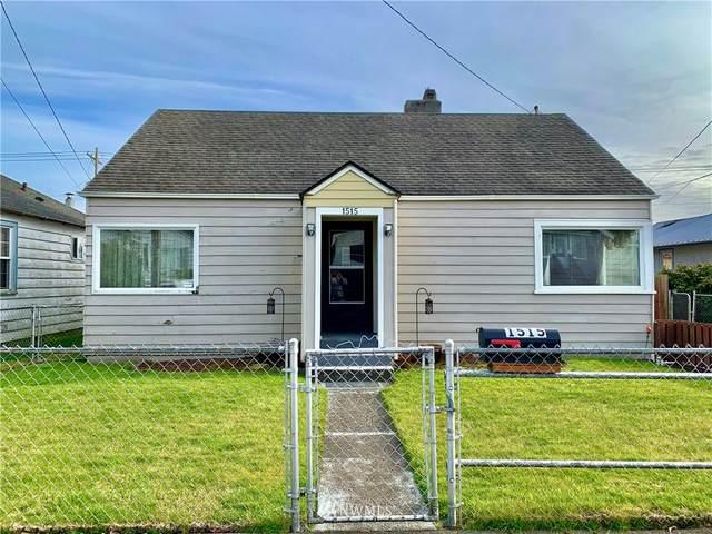 1515 Cherry Street, Aberdeen, WA 98520 (#1752344) :: Ben Kinney Real Estate Team
