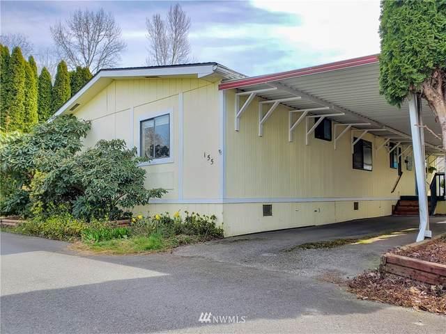 16600 25th Avenue NE #155, Marysville, WA 98271 (#1752357) :: M4 Real Estate Group
