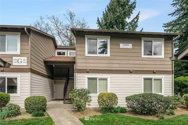 13021 127th Drive NE G204, Kirkland, WA 98034 (#1752367) :: Urban Seattle Broker