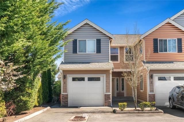 14819 35th Avenue W #1, Lynnwood, WA 98087 (#1752379) :: Better Properties Real Estate