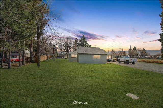 806 W 15th Avenue, Ellensburg, WA 98926 (#1752426) :: Engel & Völkers Federal Way