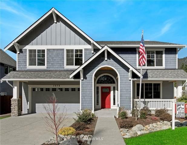 2876 SE 18th (Lot 36) Street, North Bend, WA 98045 (#1752444) :: Urban Seattle Broker